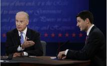 Biden vs Ryan debate