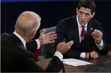 Biden vs Ryan debate10