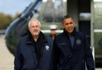 Christie and Obama Tour7