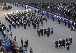 Inaugural Parade50