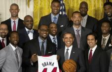 NBA Champion Miami Heat 6