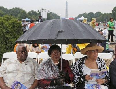 50th Anniversary March on Washington34
