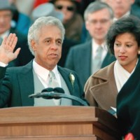 Saturday Open Thread | Black Historical Political Figures: Governor L. Douglas Wilder