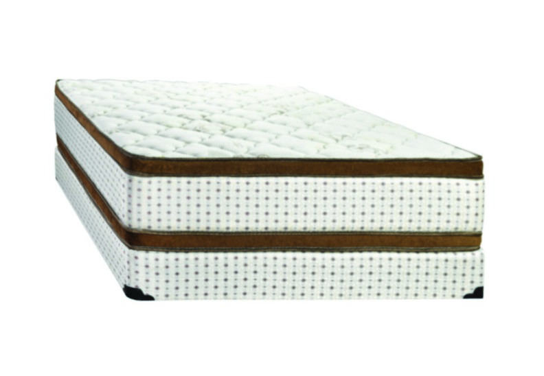 double sided pillow top royal supreme king size mattress