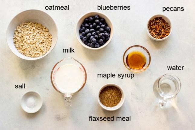 flax seed oatmeal