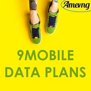 9mobile data plan 1