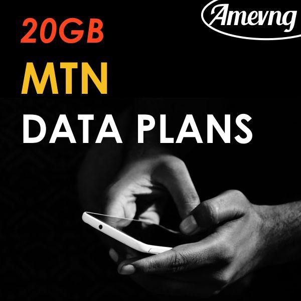 20gb mtn data plan