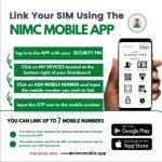 link nin to mtn, glo, airtel and etisalat sim card using nimc app