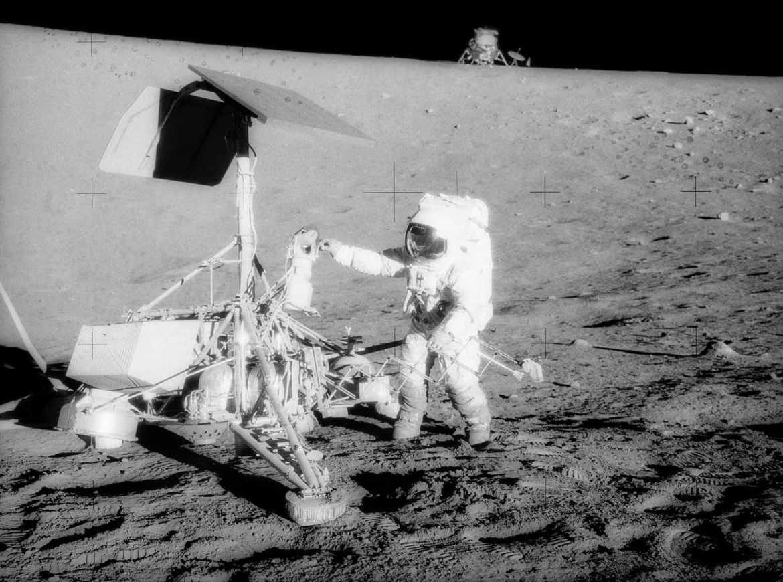 Аполлон 12 и Сюрвейер 3