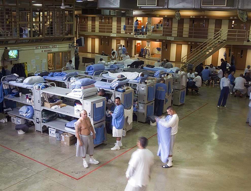 Американский ГУЛАГ. Заключенные в США — это рабы.  Статистика и факты