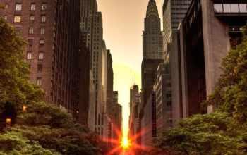 Нью-Йорк (город). New York, N.Y.