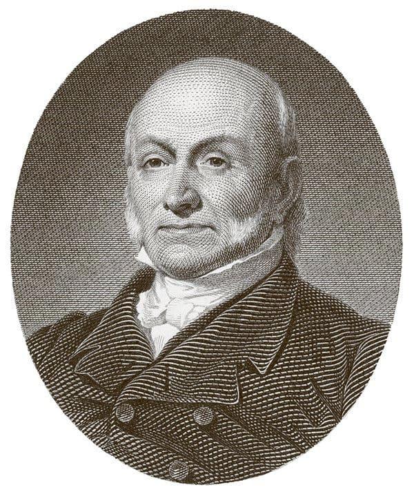 Джон Куинси Адамс. John Quincy Adams