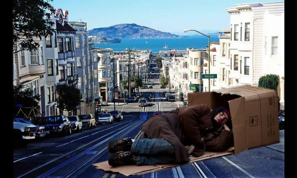 Дерьмо наступает на Сан-Франциско. Патруль какашек.