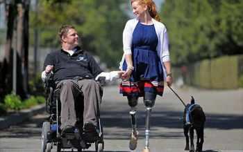 Фото, инвалид, сша