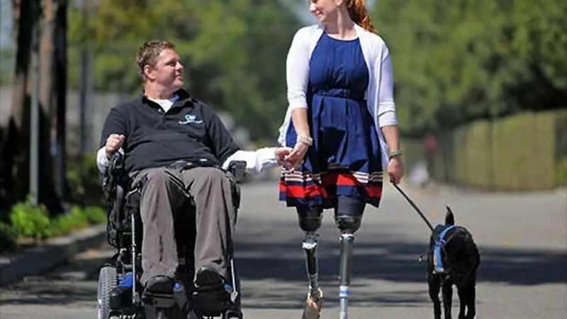 Насколько реальному ветерану и инвалиду в США легко  жить на пенсию, и не работать