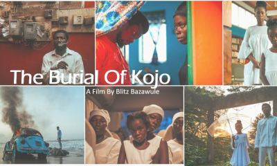 The Burial of Kojo wins award at Luxor African Film Festival.