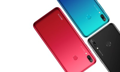 Take A Closer Look at the Amazing Features of the HUAWEI Y7 Prime 2019
