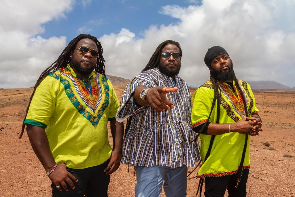 "Morgan Heritage drops 2nd African collabo video ""Pay Attention"" feat. Patoranking"