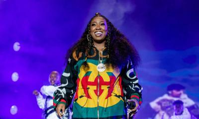 Missy Elliott to receive Honorary Doctorate from Berklee College Of Music.