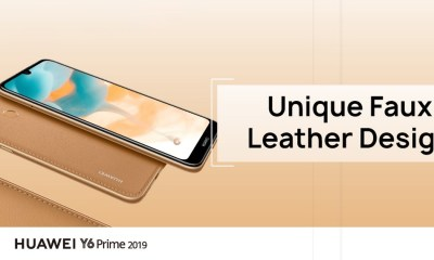 6 cool facts about Huawei Y6 Prime 2019