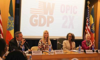 $1 Billion OPIC 2X Africa Women's Investment Initiative announced