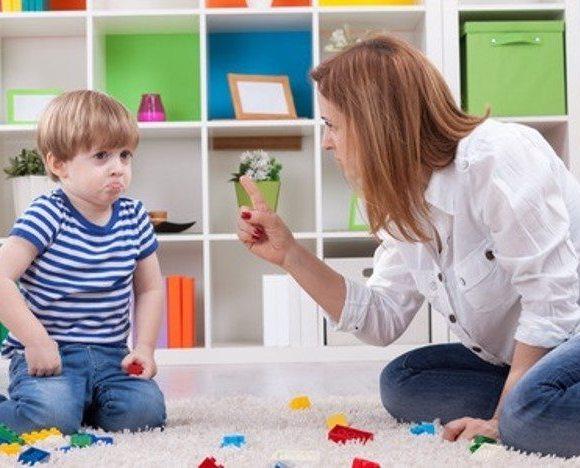 Πως μπορώ να βάλω όρια σε ένα παιδί