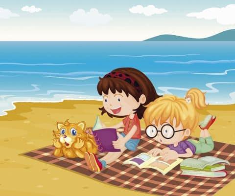Βιβλία για τις καλοκαιρινές διακοπές των παιδιών!