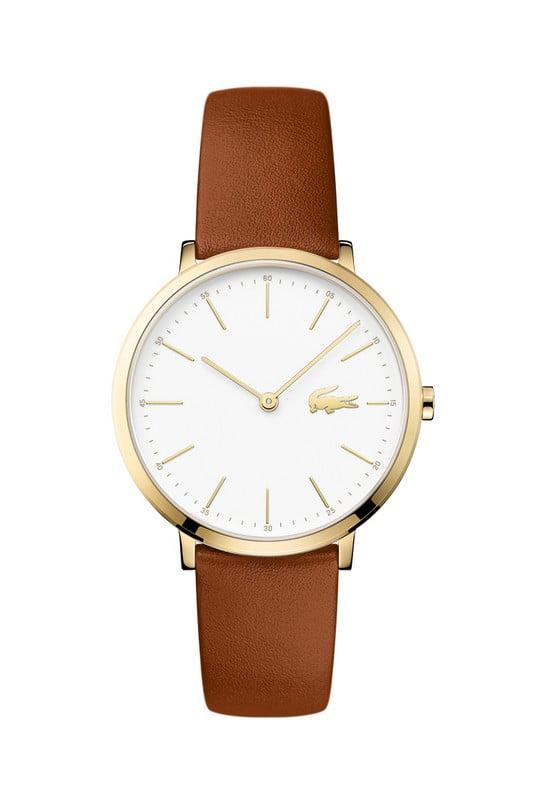 lacoste dames horloge moon ultra slim lc2000947