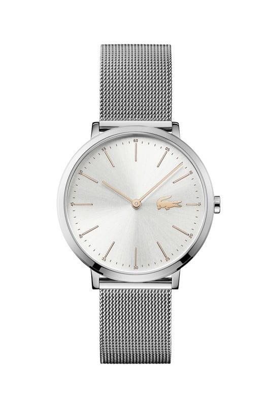 lacoste horloge dames moon ultra slim lc2000987