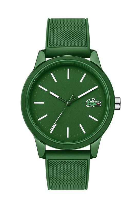 lacoste horloge herengroen12.12 lc201098