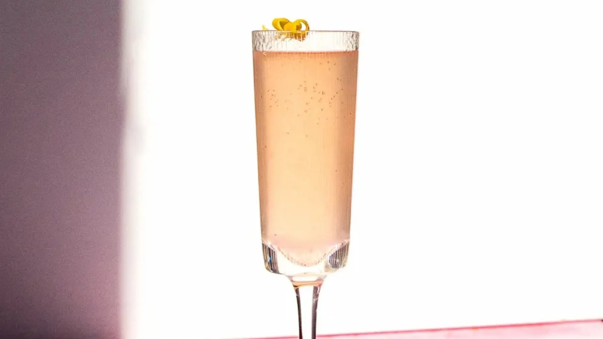 Rosé French 75