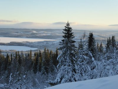 A 3-part winter adventure in snowy Jämtland, Sweden Part 1