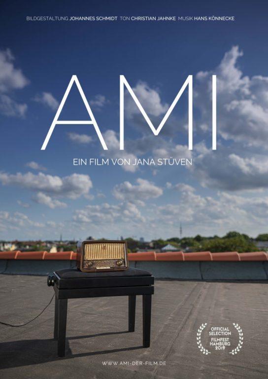 Filmposter AMI Film über Annemarie Dose von Jana Stüven