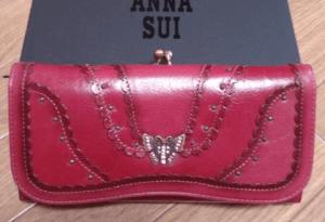 ANNA SUIアナスイのレディース長財布