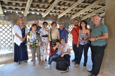AmiContaminazione n. 5 (2015) Dentro e fuori le grate: dai canti del cielo al cielo con un dito | Visita alle suore di San Benedetto e alla Badia di Sant'Agata | Catania