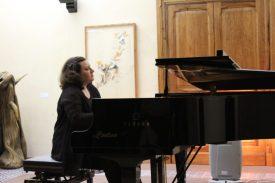 AmiConcerto n. 1 (2011) Sofya Gulyak, pianoforte | MACC - Caltagirone