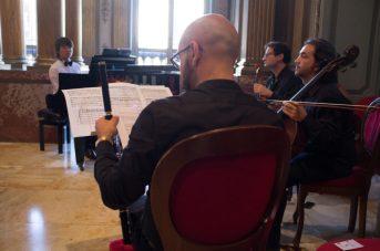 Sinestesìa - Summer 2015 | Foyer del Teatro Massimo Vincenzo Bellini - Catania