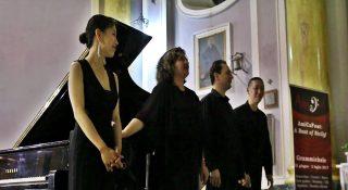 AmiCaFest 2017: Faculty Concert. Chiesa di San Leonardo, Grammichele