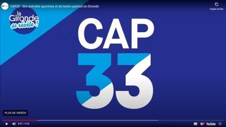 1ère édition béglaise de CAP33 : l'Amicale Laïque au RDV sportif et culturel de l'été