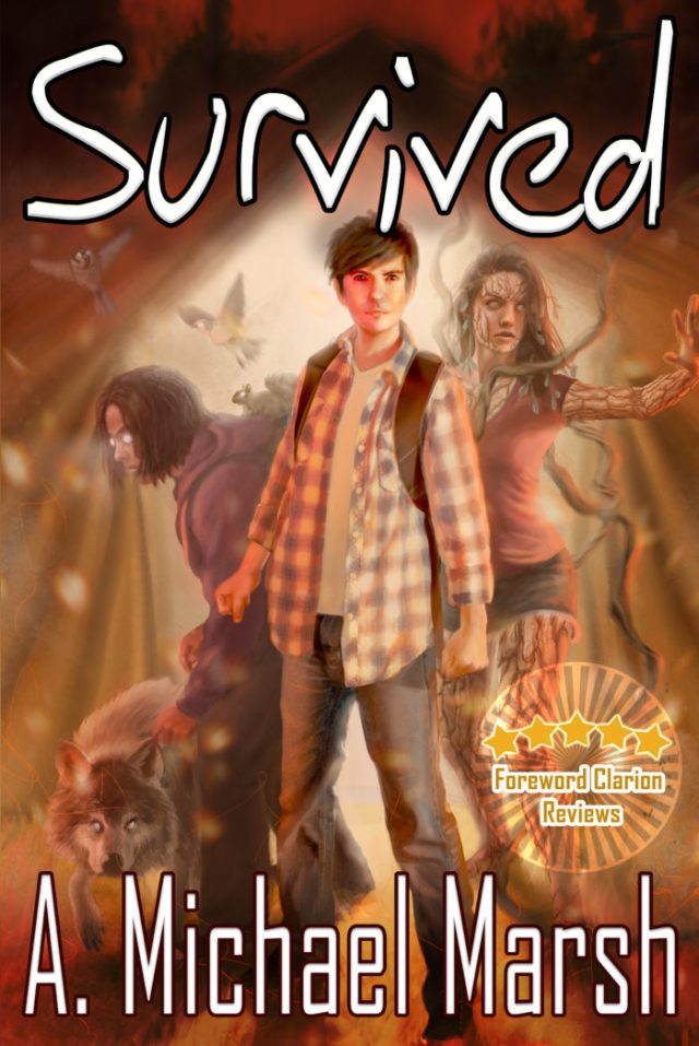 Survived_Kindle_Cover