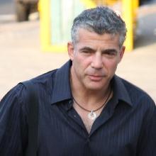 Yair Lapid, leading journalist