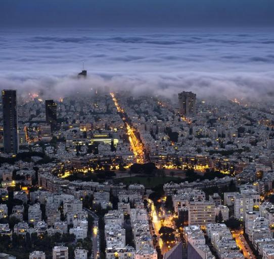 Tel-Aviv  Kikar Hamedina