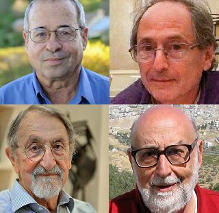 2013 - zsidó Nobel-díjasok