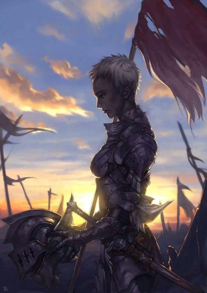 Immagine Cavalieri fantasy