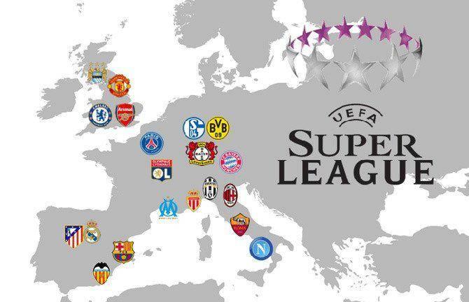 Nasce la Super Lega europea, il calcio si spacca: le reazioni di politici e sportivi