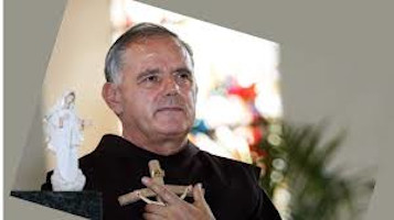 Incontro con Padre Jozo Zovko al Palasharp (Milano) di MiriDobro dell'8 aprile 2008.