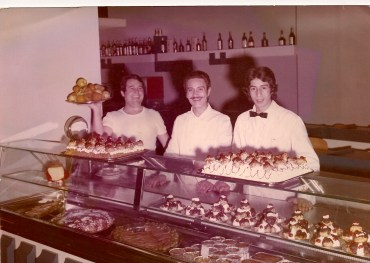 Working in Sicily in the '70s!
