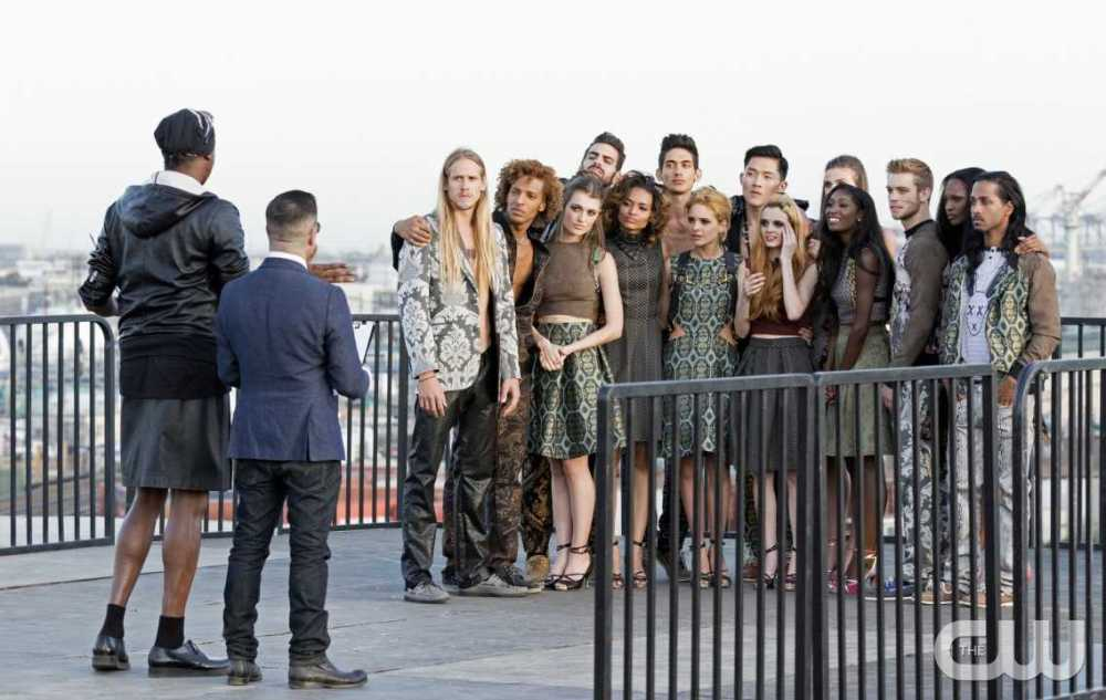ANTM 22x03 - The 14 models that made it to the end of the runway