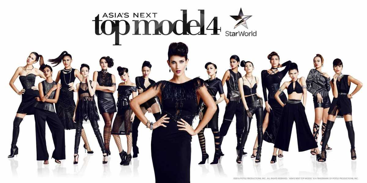 Introducing the Asia's Next Top Model Cycle 4 Contestants