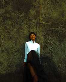 Fashion shoot by Bibo Aswan (Instagram/biboaswan)